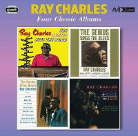 Cover Ray Charles - Four Classic Albums [2017]